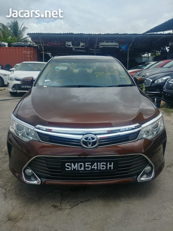 Toyota Camry 2,5L 2015-2