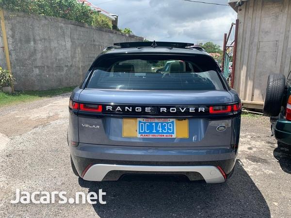 Land Rover Range Rover 2,0L 2019-2
