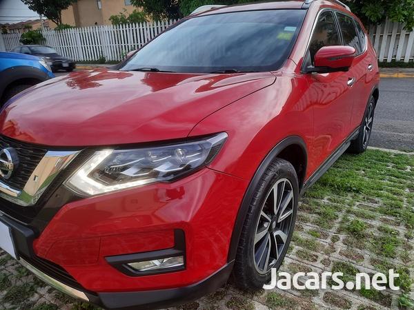 Nissan X-Trail 2,0L 2018-9