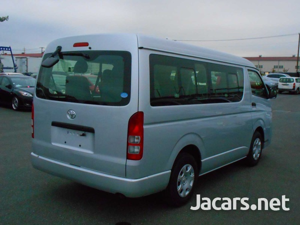 2016 Toyota Hiace Long DX 10 Seater-7