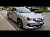 Honda Accord 2,5L 2017