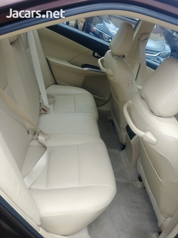 Toyota Camry 2,5L 2015-9