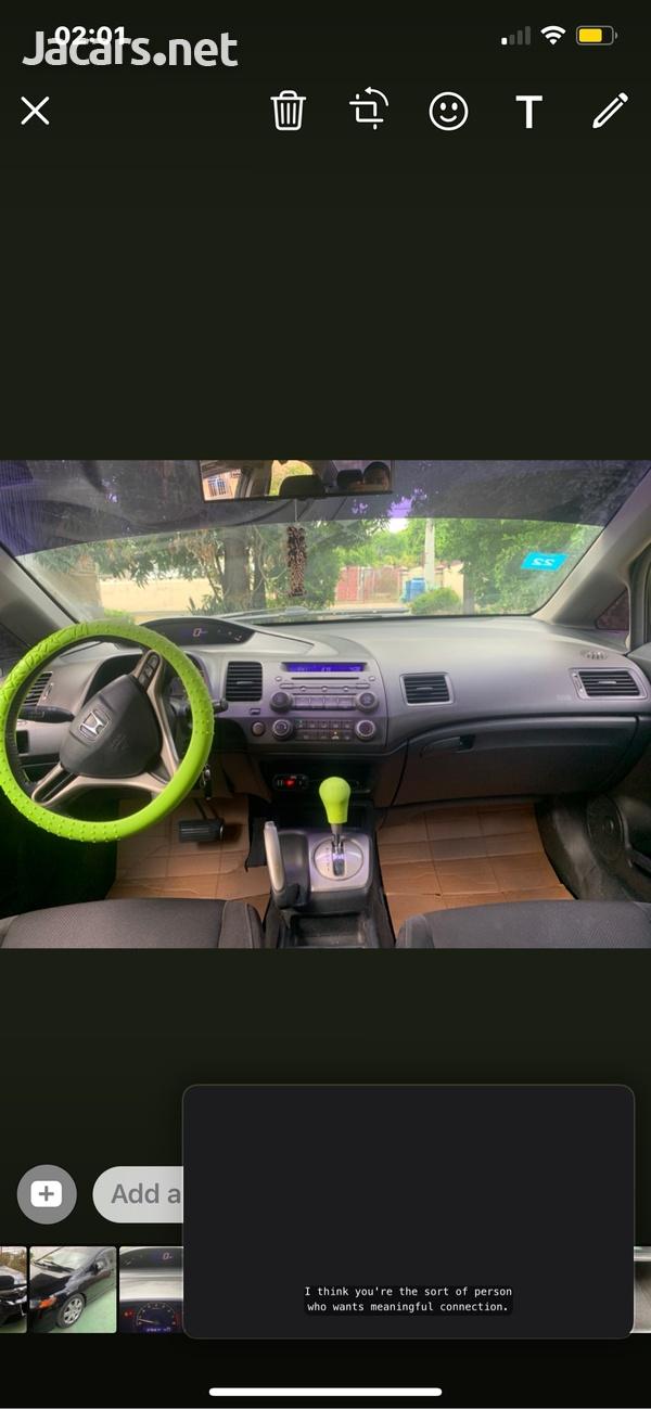 Honda Civic 1,8L 2010-5