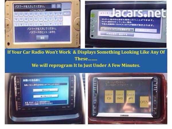 Toyota Radio Unlocking Services-4