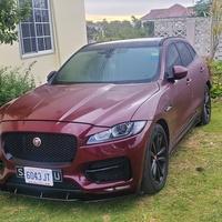 Jaguar F-Pace 2,0L 2017