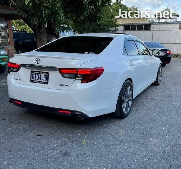 Toyota Mark X 3,5L 2015-2