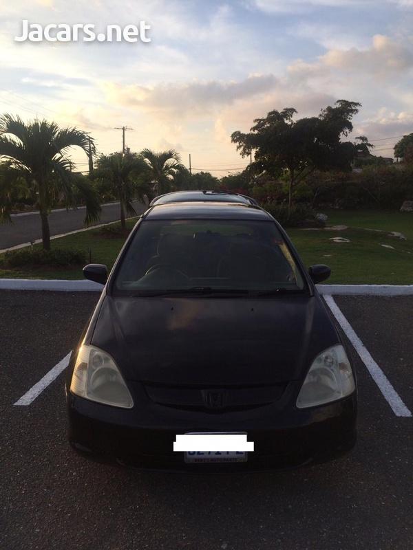 Honda Civic 1,0L 2001-5