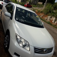 Toyota Axio 2,1L 2011