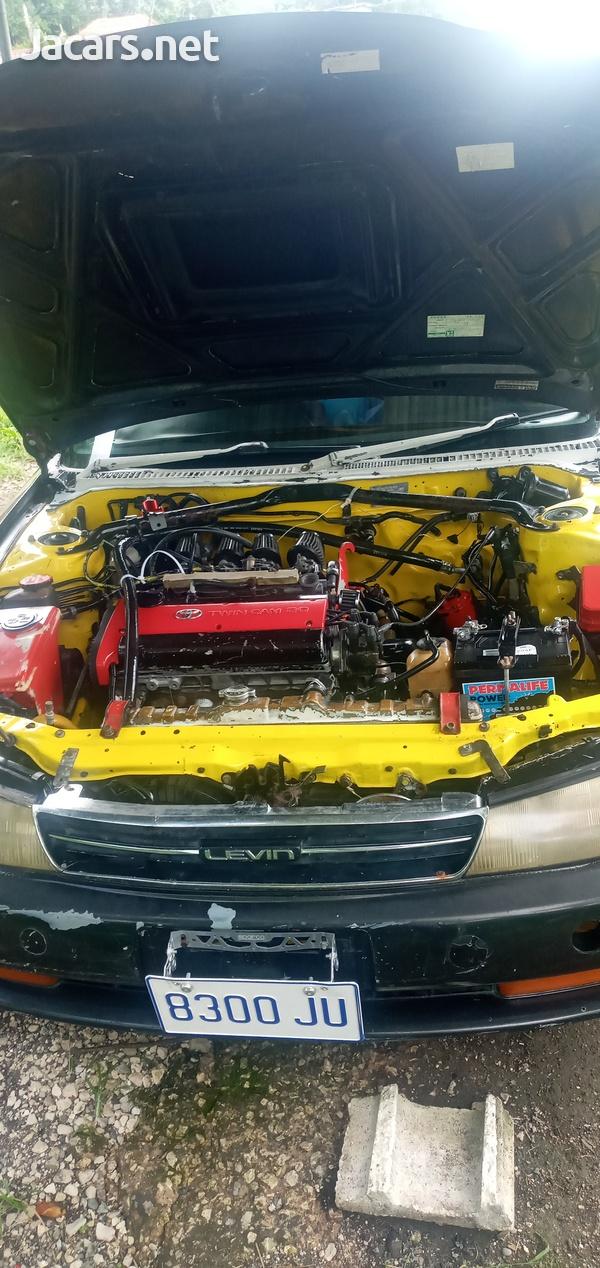 Toyota Corolla 1,7L 1991-2