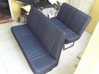 We build passenger seats for hiace