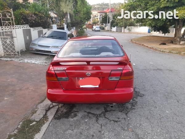 Nissan Sentra 1,5L 1995-3