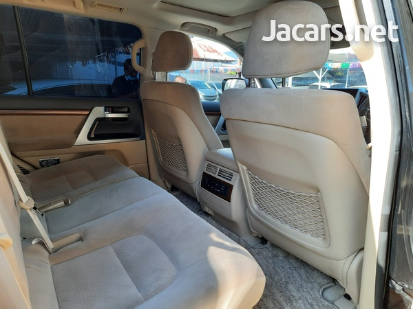 Toyota Land Cruiser 2,5L 2016-12