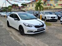 KIA Forte K3 1,5L 2014