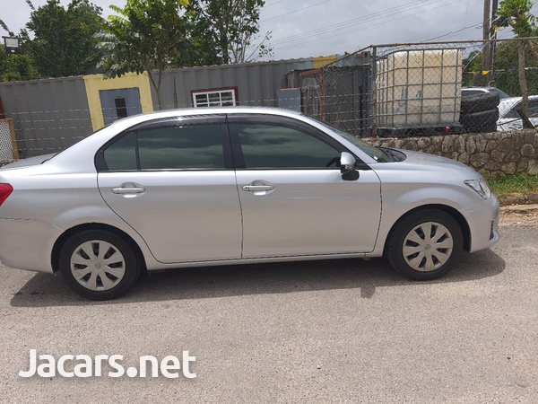 Toyota Axio 1,6L 2014-6