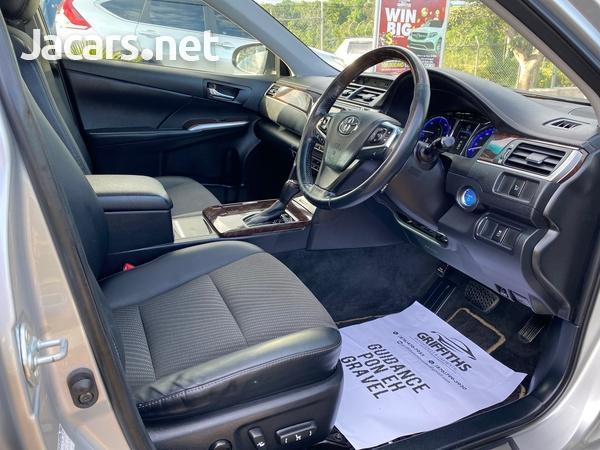 Toyota Camry 2,4L 2015-7