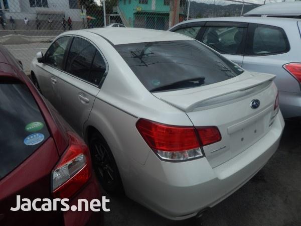 Subaru Legacy 1,8L 2013-2