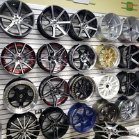 Rims, Diffuser, lugs, steering cover, back up camera, touchscreen radio, etc