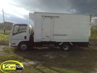 Isuzu Box Body Truck 2011