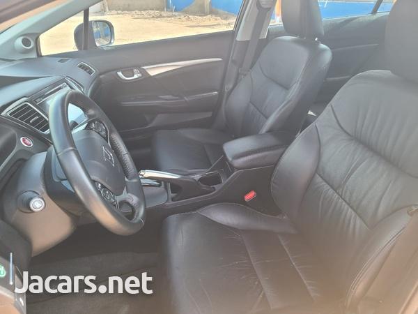 Honda Civic 1,5L 2015-10