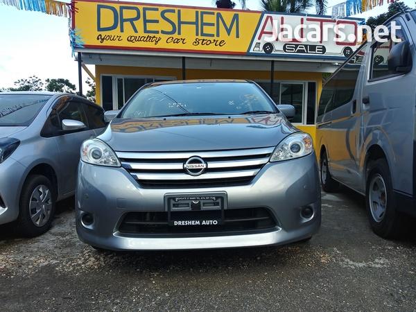 Nissan LaFesta 2,0L 2016-2