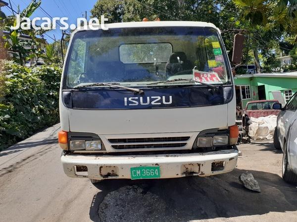 1997 Isuzu truck-1