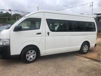 Toyota Hiace Bus 3,0L 2014