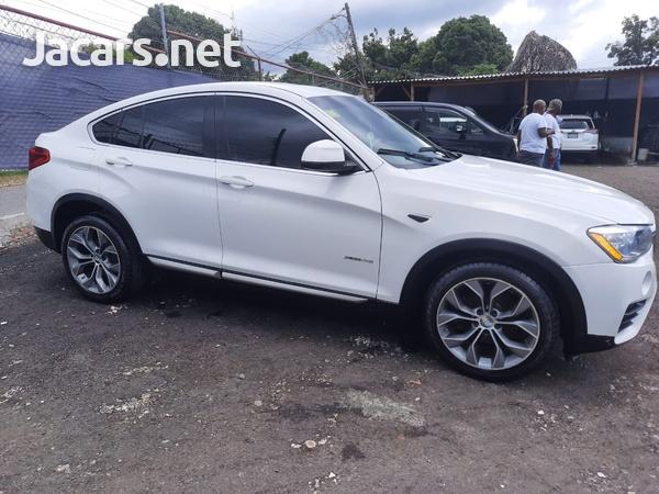 BMW X4 3,0L 2016-6