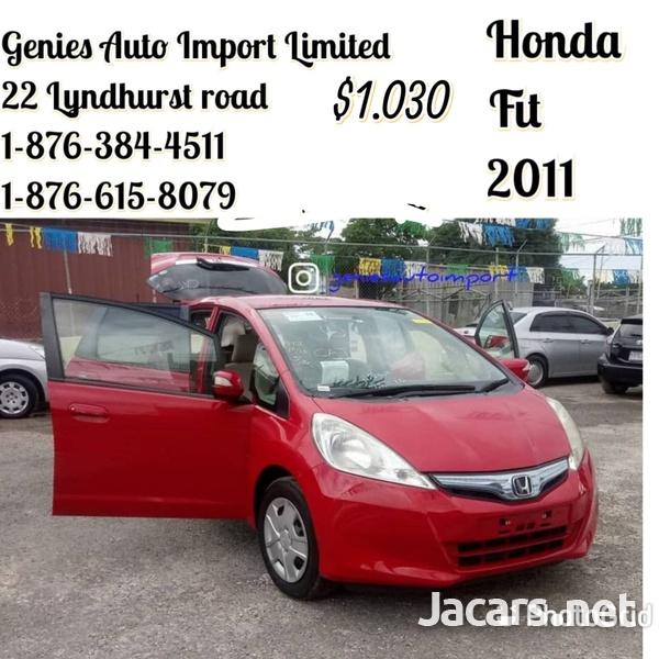 Honda Fit 1,4L 2011-1