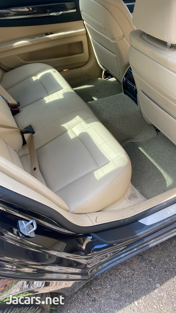 BMW 7-Series 3,0L 2015-8