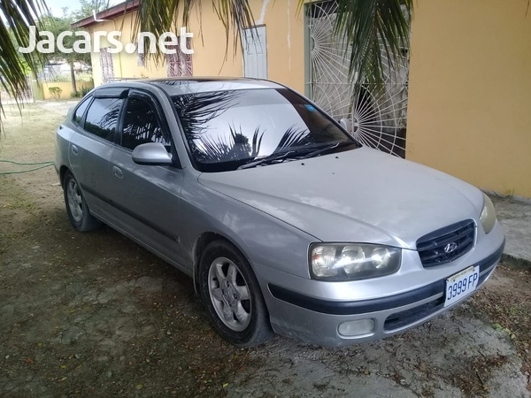 Hyundai Elantra 2,0L 2002-4