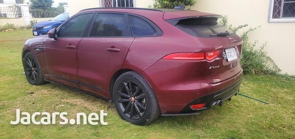 Jaguar F-Pace 2,0L 2017-2
