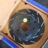 Rear brake rotors for Rav4/Vanguard and Mark X Zio