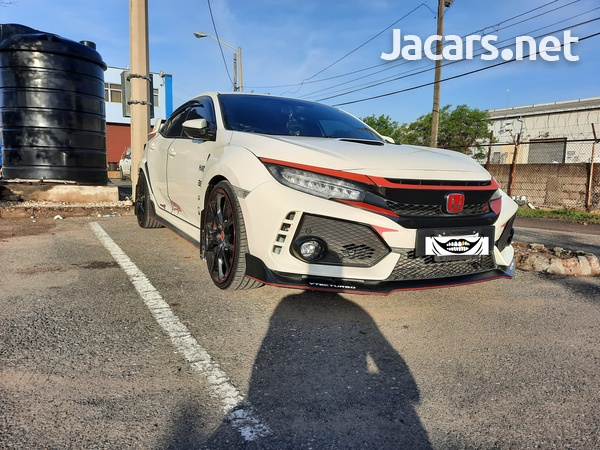 Honda Civic 2,0L 2018-7