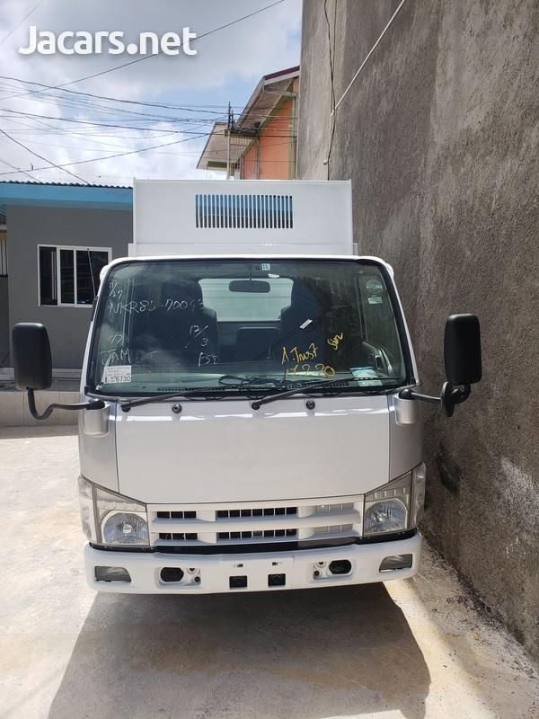 ISUZU ELF DUMP 3.0ton Truck-2