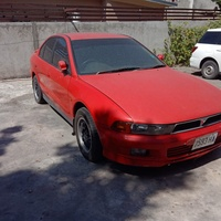 Mitsubishi Galant Fortis 1,8L 1998