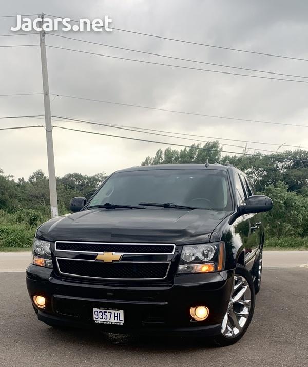 Chevrolet Suburban 5,5L 2014-1