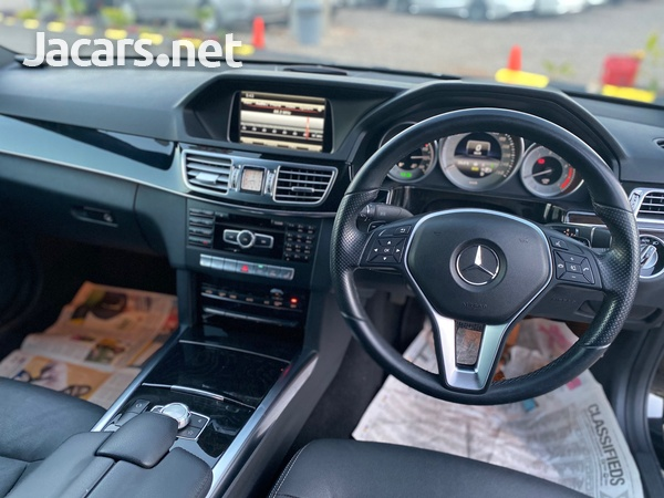 Mercedes-Benz E-Class 3,5L 2014-8