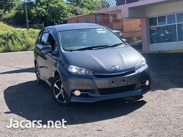 Toyota Wish 1,8L 2012-7
