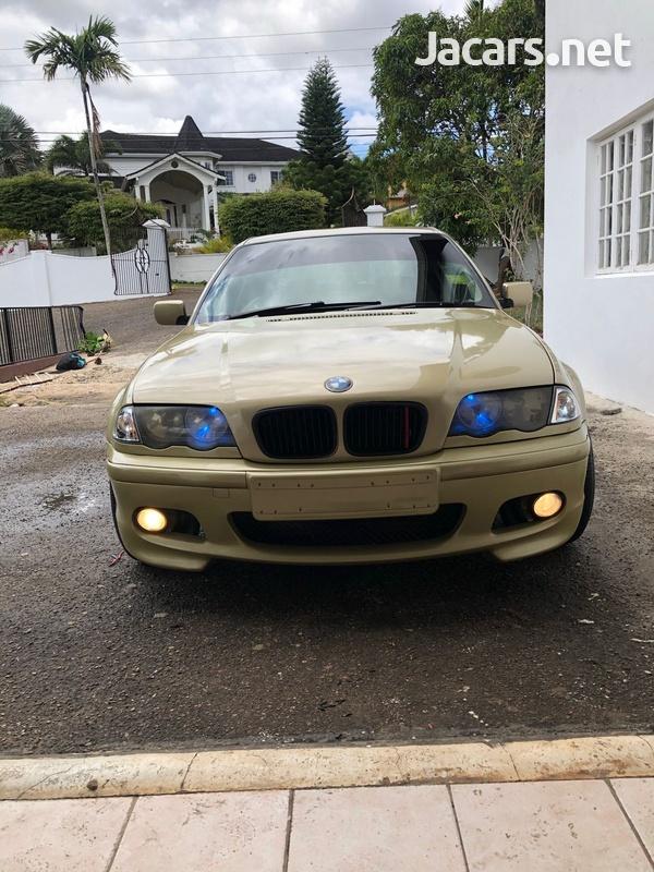 BMW 3-Series 2,5L 2000-3