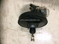 Brake master cylinder and booster