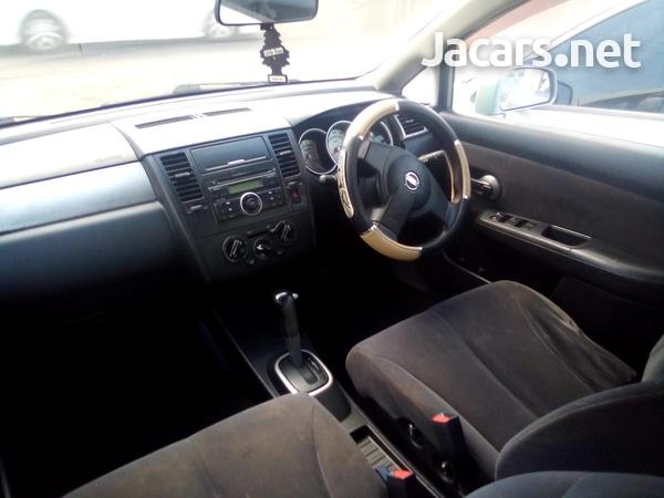 Nissan Tiida 1,3L 2009-2