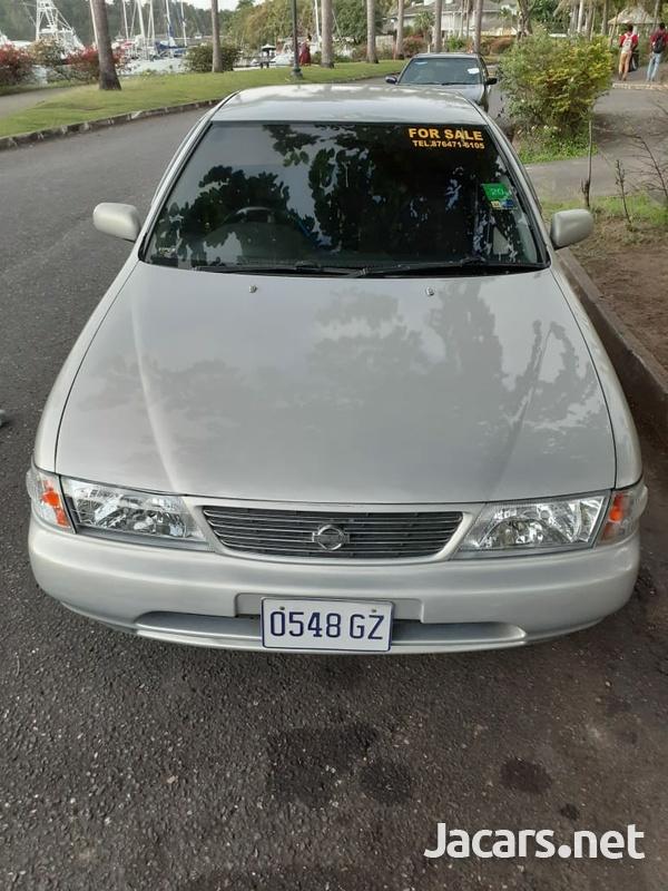 Nissan B14 1,1L 1995-6