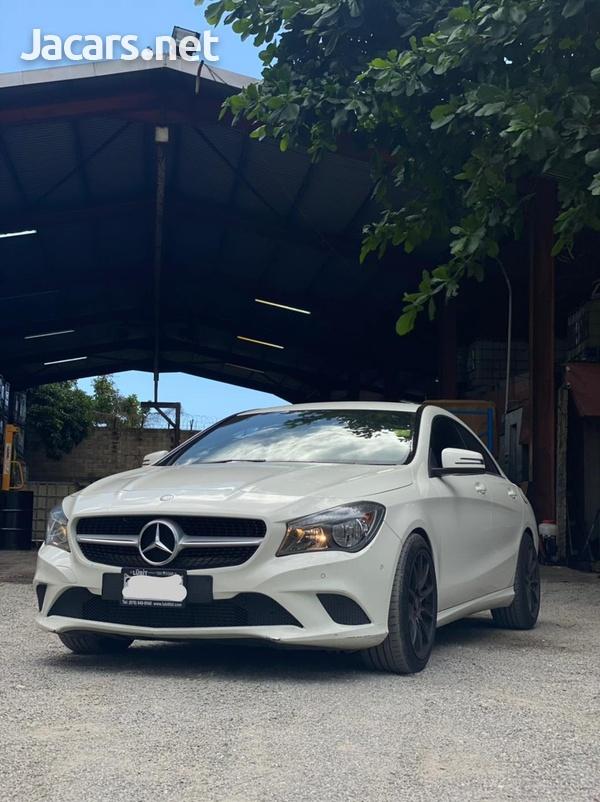 Mercedes-Benz CLA-Class 1,6L 2016-7