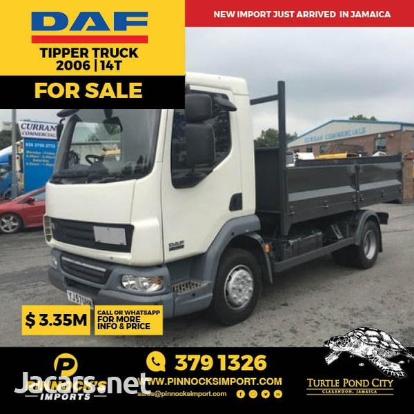 DAF Tipper Truck 14T 2006-1