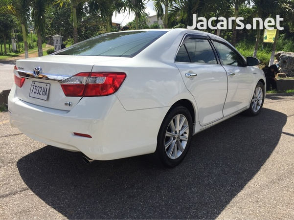 Toyota Camry 2,0L 2012-5