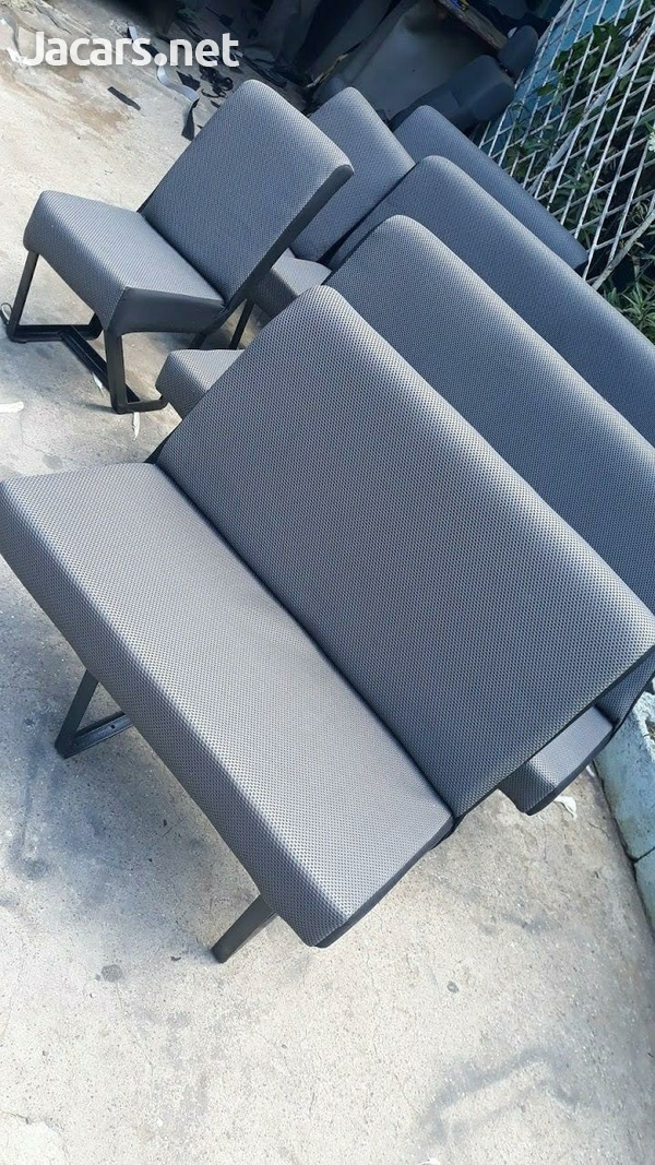 We have original and locally made seats-4