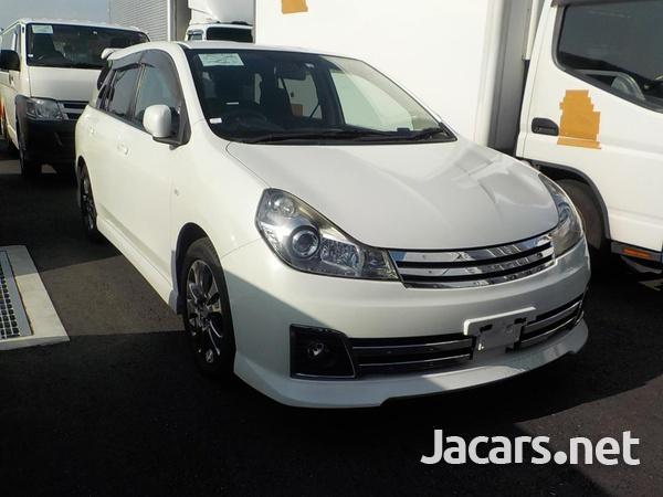 Nissan Wingroad 1,8L 2012-3