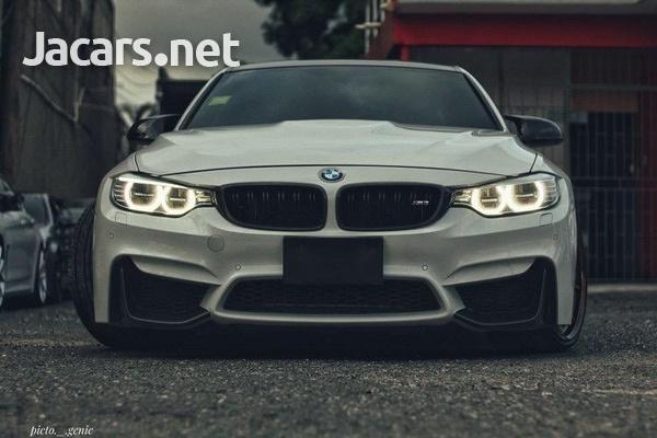 BMW M3 2,0L 2016-3