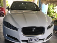 Jaguar XF 3,0L 2012