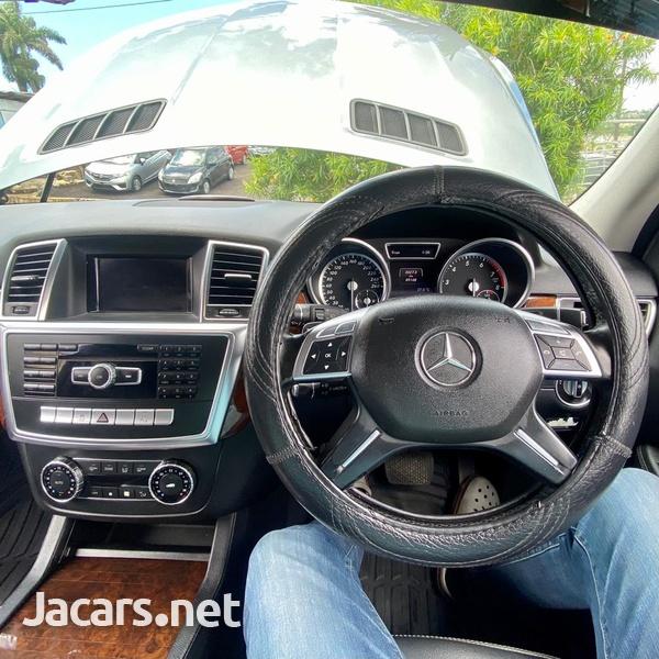 Mercedes-Benz M-Class 3,5L 2014-8